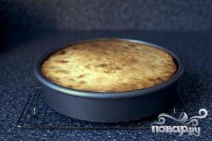 Перевернутый пирог с клюквой и карамелью - фото шаг 4