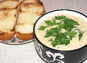 Суп-пюре из белых грибов в блендере - фото шаг 6