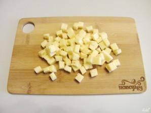 Салат с картошкой и сыром - фото шаг 3