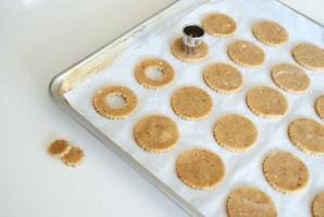 Печенье с джемом - фото шаг 12