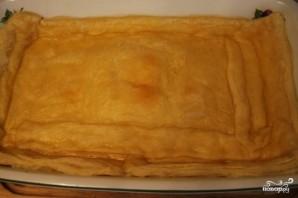 Пирог с картофелем и спаржей - фото шаг 2