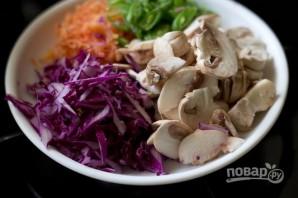 Острый вегетарианский суп - фото шаг 1