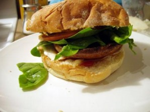 Бургер Веган Портобелло - фото шаг 17