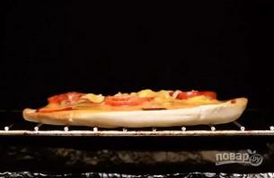 "Пицца ""Один момент"" - фото шаг 6"