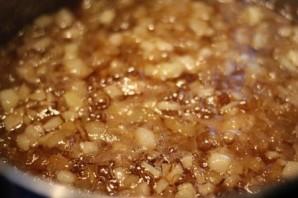 Яблочное варенье на скорую руку - фото шаг 7