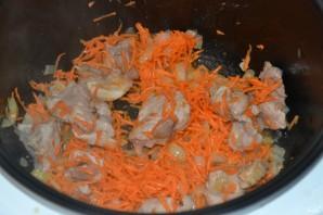 Цветная капуста с мясом и картошкой - фото шаг 5
