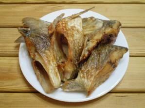 Жареная рыба с овощами - фото шаг 4