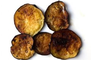 Жареные баклажаны с овощами - фото шаг 6
