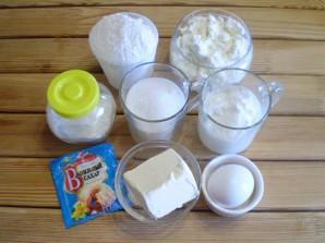 Творожные кексики - фото шаг 1