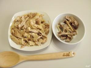 Куриный суп с домашней лапшой - фото шаг 13