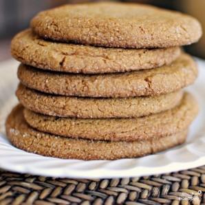 Простое имбирное печенье - фото шаг 14