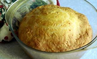 Пирог без яиц - фото шаг 8