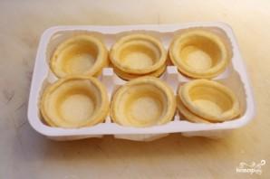 Тарталетки с творожным сыром - фото шаг 5
