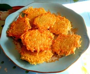 Деруны картофельные - фото шаг 4