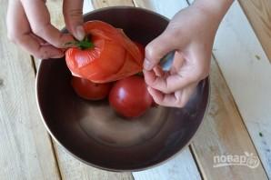 Малосольные помидоры по-грузински - фото шаг 2