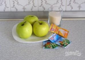 Желе яблочное - фото шаг 1