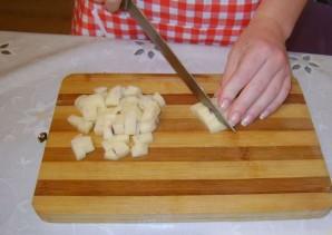 Грибной суп с рисом - фото шаг 7