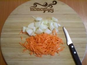 Гороховый суп с картофелем - фото шаг 3