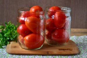 Помидоры в томатном соке на зиму - фото шаг 3