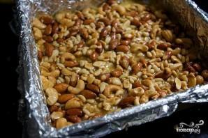 Ореховые пирожные с медом - фото шаг 7