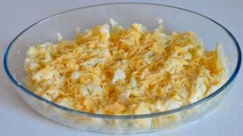 Цветная капуста, запеченная в духовке с сыром - фото шаг 6
