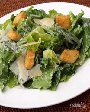 """Рецепт соуса к салату """"Цезарь"""" (простой рецепт) - фото шаг 4"""