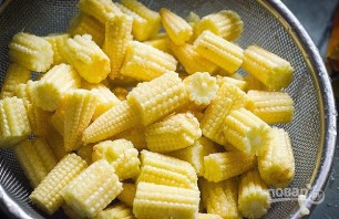 Запеченная в соусе кукуруза - фото шаг 2