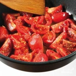 Корейка в помидорах и вине - фото шаг 4