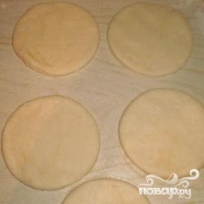 Печенье творожное на маргарине - фото шаг 3