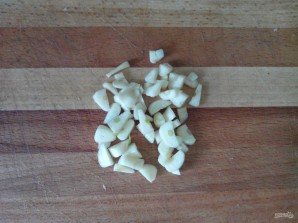 Свинина, тушенная в сметане с грибами - фото шаг 5