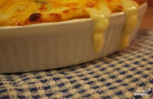 Закрытый пирог с брокколи и сыром - фото шаг 6