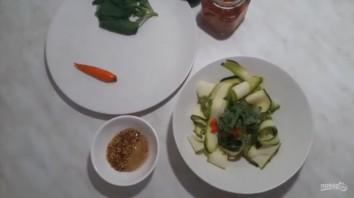 Вкусная курица с кунжутом в соусе - фото шаг 2