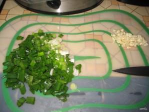 Свинина, тушенная с зеленым луком - фото шаг 3
