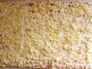 Печеночный паштет из говяжьей печени в лаваше - фото шаг 7