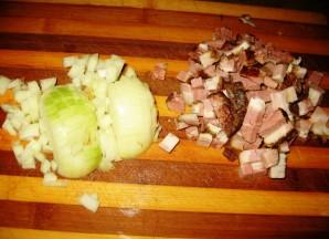 Гороховая каша в духовке - фото шаг 2