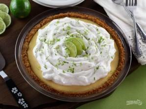 Пирог с лаймом - фото шаг 10