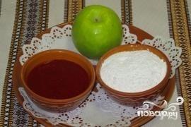 Печеные яблоки в духовке - фото шаг 1