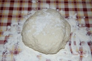 Мини-пиццы в форме сердца на 14 февраля - фото шаг 3