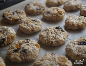Вкусное диетическое печенье - фото шаг 4