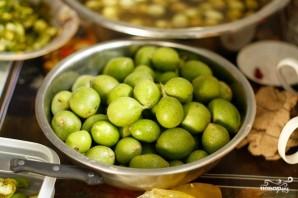 Варенье из грецких орехов - фото шаг 1