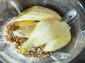 Банановые панкейки диетические - фото шаг 2