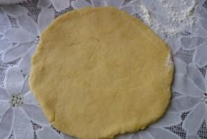 Пирожки с капустой и курицей - фото шаг 3
