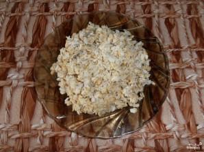 Печеночные котлеты из куриной печени - фото шаг 2
