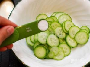 """Салат из овощей """"Сытный"""" - фото шаг 2"""