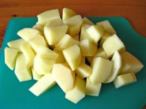 Вегетарианский рассольник с перловкой - фото шаг 3