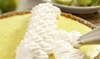 Пирог с безе - фото шаг 6