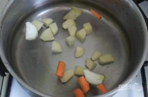 Картофельное пюре для прикорма - фото шаг 2