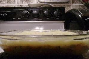 Картофельная запеканка с мясом - фото шаг 4