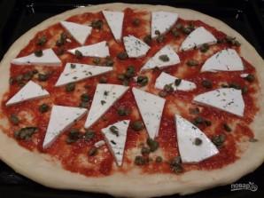Пицца с домашним сыром - фото шаг 6