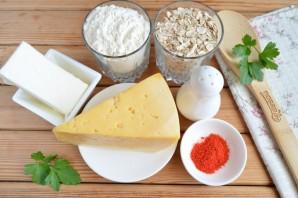 Сырные крекеры (мастер-класс) - фото шаг 1